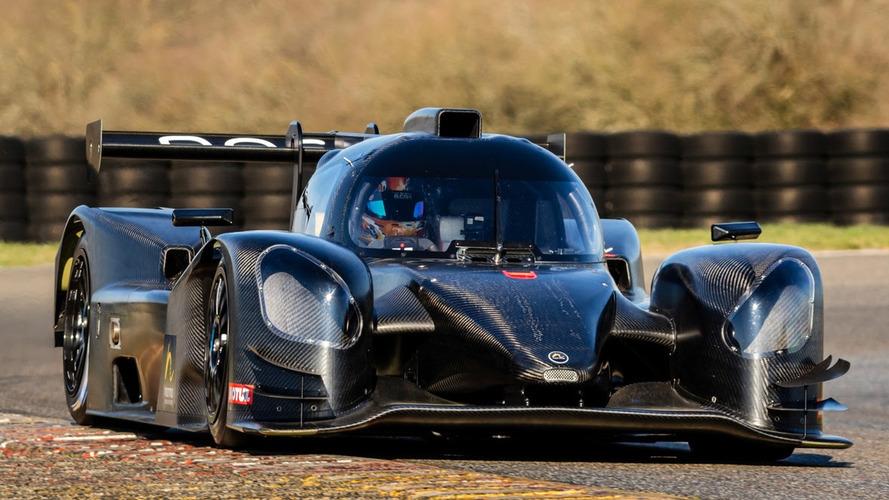 Premiers tours de piste pour la Norma M30 LMP3