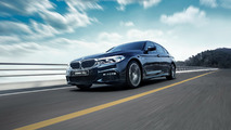 BMW Série 5 Long Wheelbase