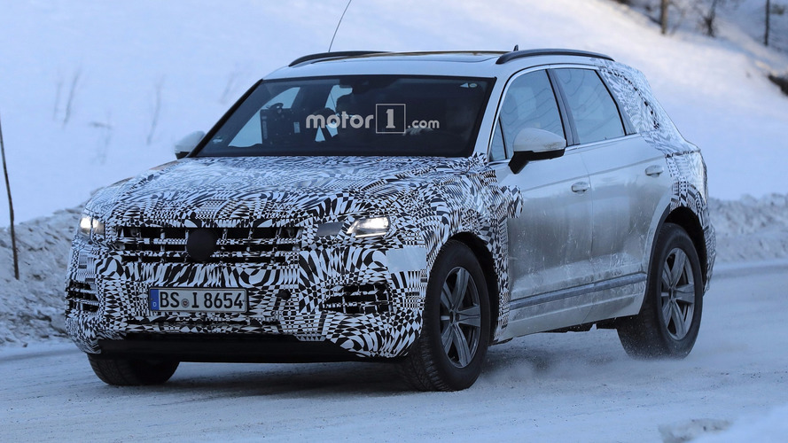 2018 VW Touareg, selefinden çok uzaklaşmayacak