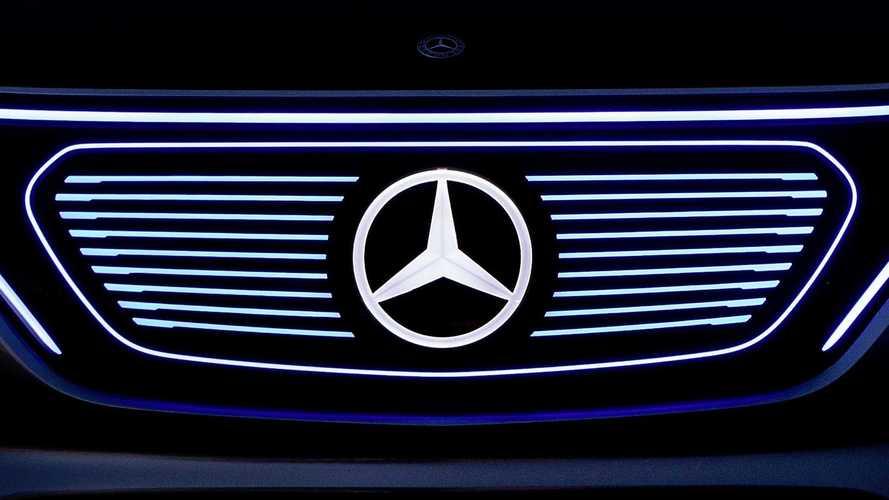 Mercedes prépare la concurrente de la BMW i3 !