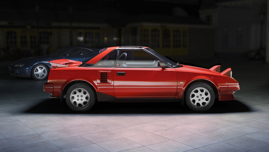 Toyota could revive MR2 as an electric sports car