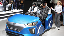 Hyundai Ioniq virtual reality simulator