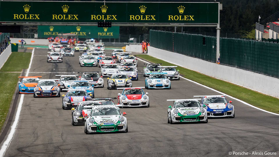 Porsche - La Carrera Cup comme outil marketing