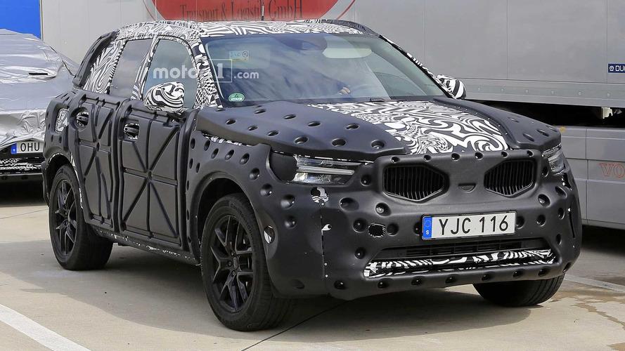 Volvo - Nouvelle apparition du XC40