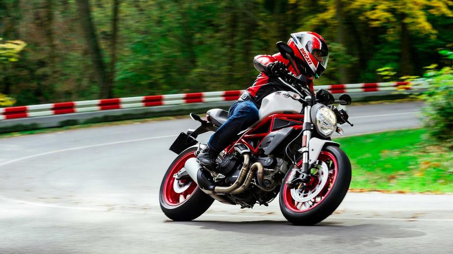 La nueva Monster 797 completa la gama Ducati apta para el carné A2