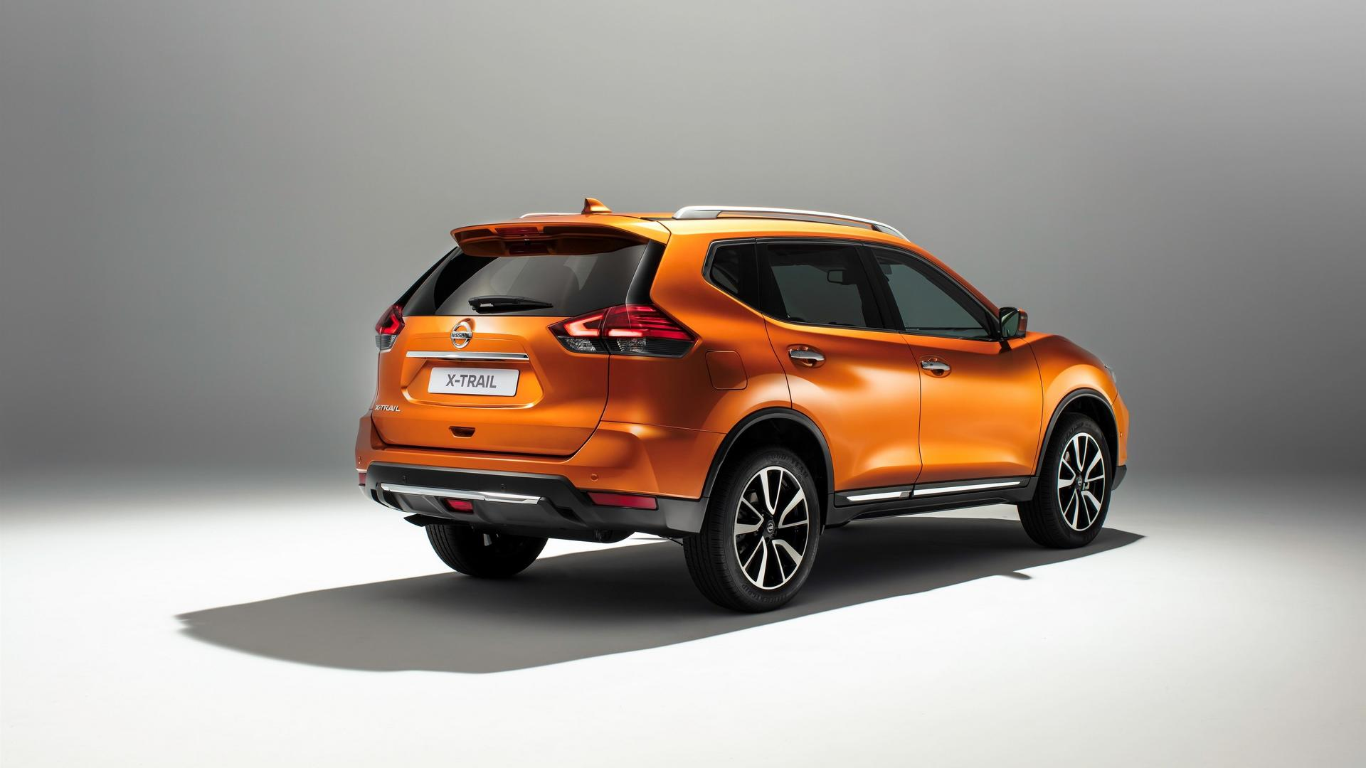 Nissan X Trail >> Facelifted Nissan X Trail For Europe Gets Autonomous Tech