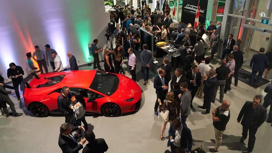 641fd49a1f02d6 Lamborghini Opens New Dealers In North America To Prepare For Urus
