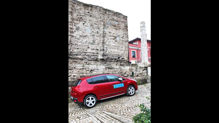 "Le ""residenze estive"" di Peugeot 3008"