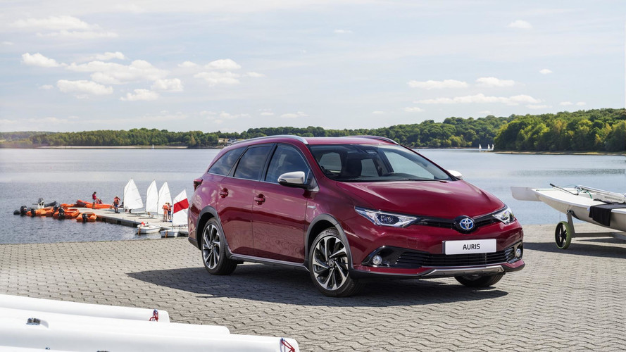 Toyota Auris Touring Sports Freestyle - Une version au look baroudeur