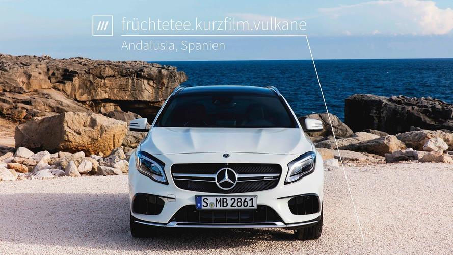 Mercedes Begins Using Strange Three-Word Address System