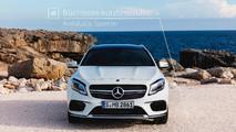 Mercedes-Benz What3words Navigation