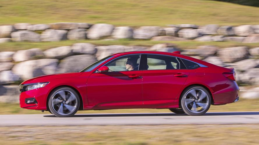 Slow selling honda accord gets up to 1 100 price cut on lease for Honda accord lease price