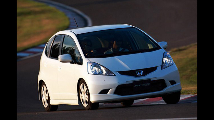 Restyling in vista per la Honda Jazz