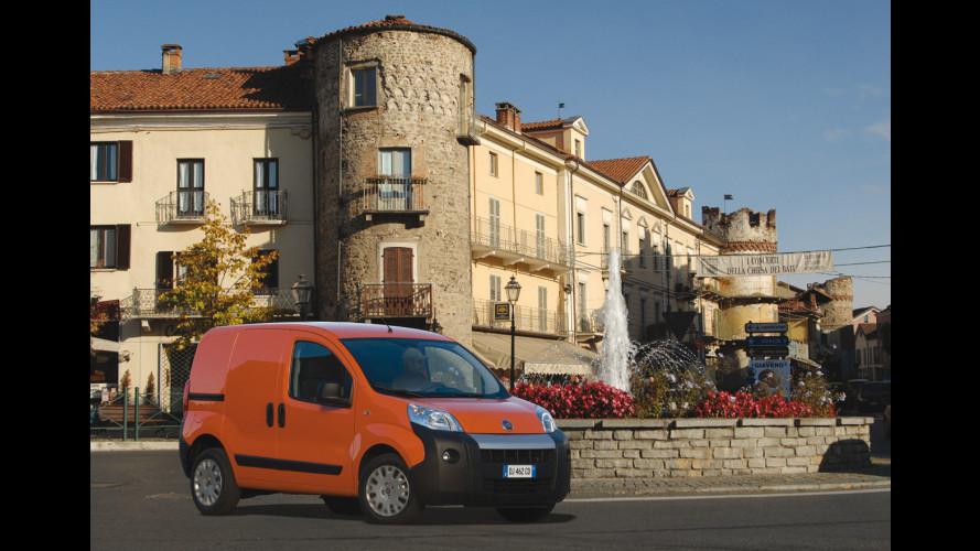 Fiat Professional presenta il nuovo Fiorino