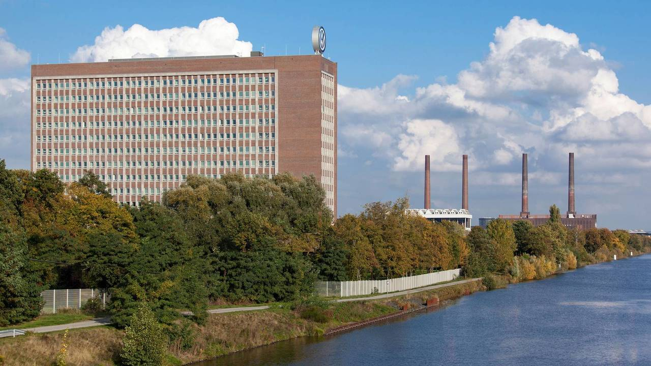 Usine Volkswagen Wolfsburg