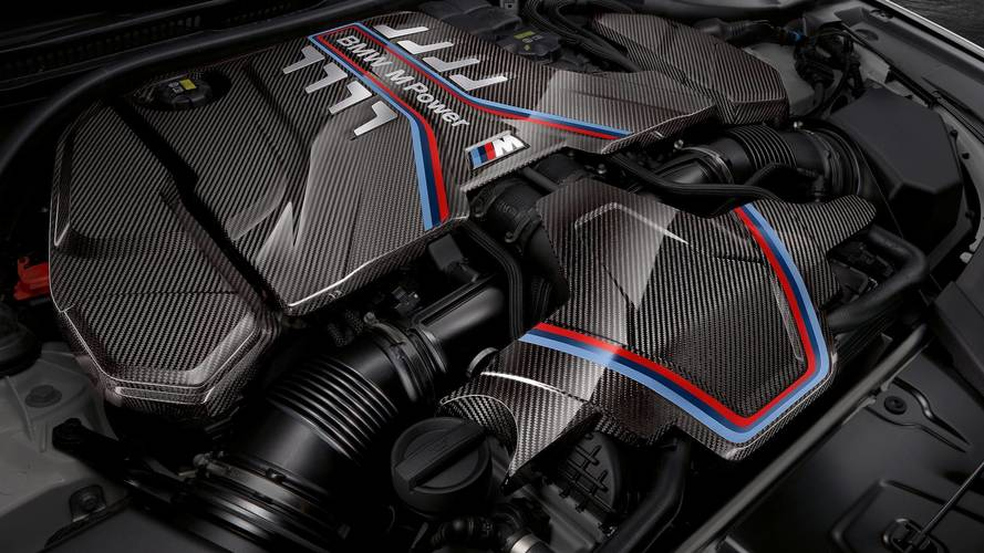 """BMW travaille sur un """"nouveau"""" moteur V8"""