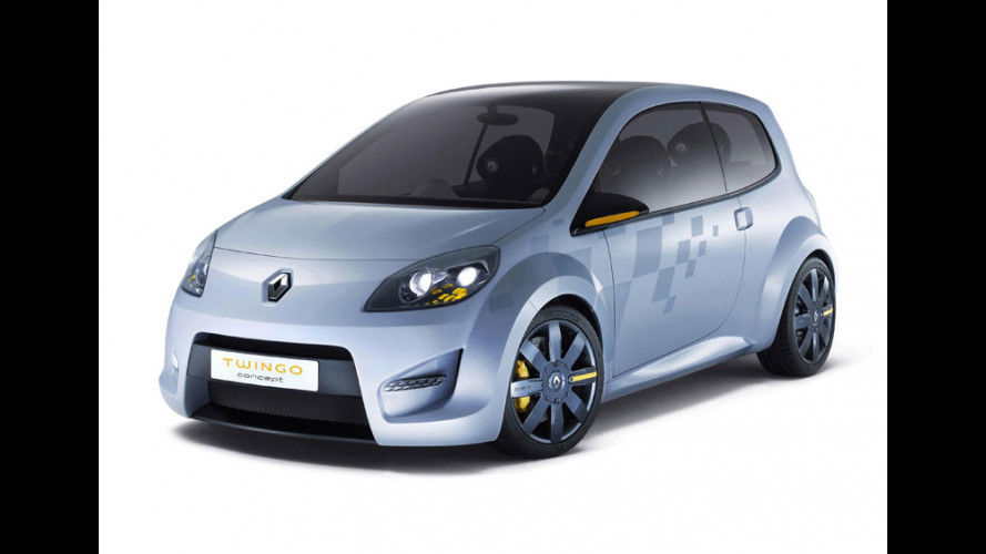 """Renault Twingo è il """"Concept più bello"""""""