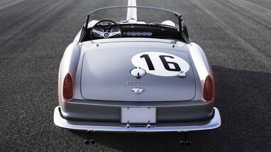 1959 Ferrari 250 GT LWB California Spider - RM Sotheby's
