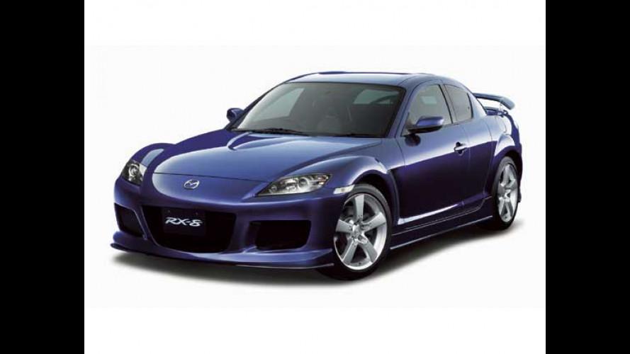 Mazda RX-8 Mazdaspeed Version