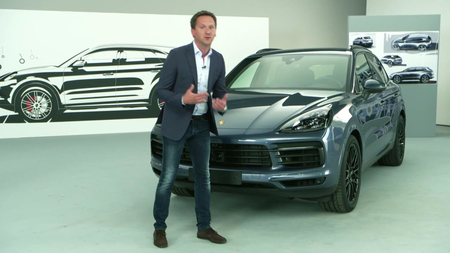 Porsche Gives Us The Lowdown On 2019 Cayenne's Design