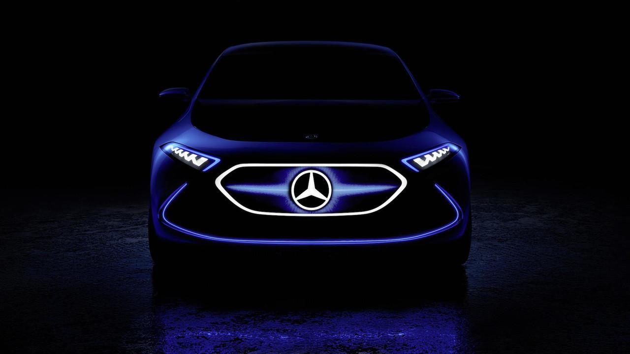 2019 - [Mercedes-Benz] EQ C - Page 3 Mercedes-benz-eq-a-teaser