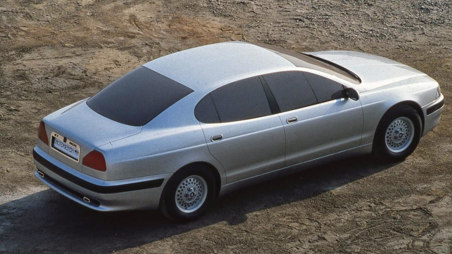 1990 Jaguar Kensington: Concept We Forgot