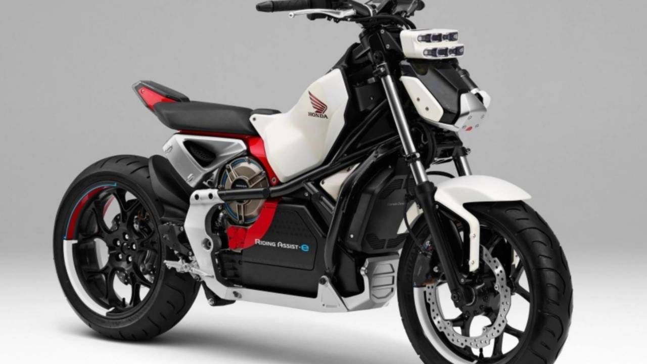 Honda Riding Assist-e