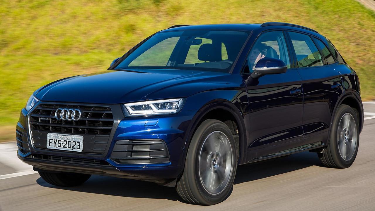Audi Q5 2018 - Brasil