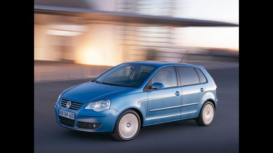 Motori aggiornati per Volkswagen Polo