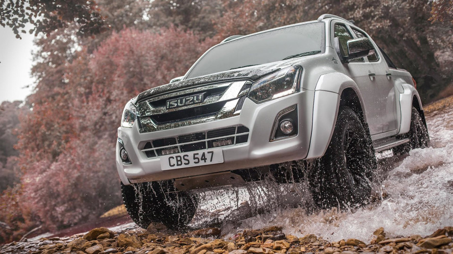 Arctic Trucks Isuzu AT35