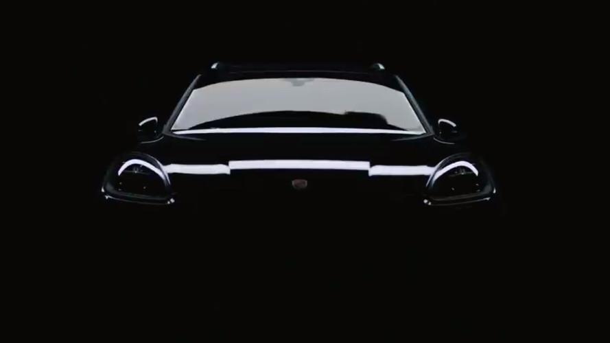 Porsche Cayenne Final Teaser Eases The Wait Until Tonight's Debut