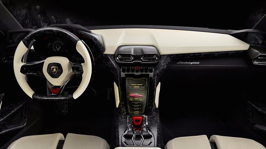 2012 Lamborghini Urus Concept