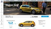 Ofertas: Volkswagen Golf 2018 con descuento