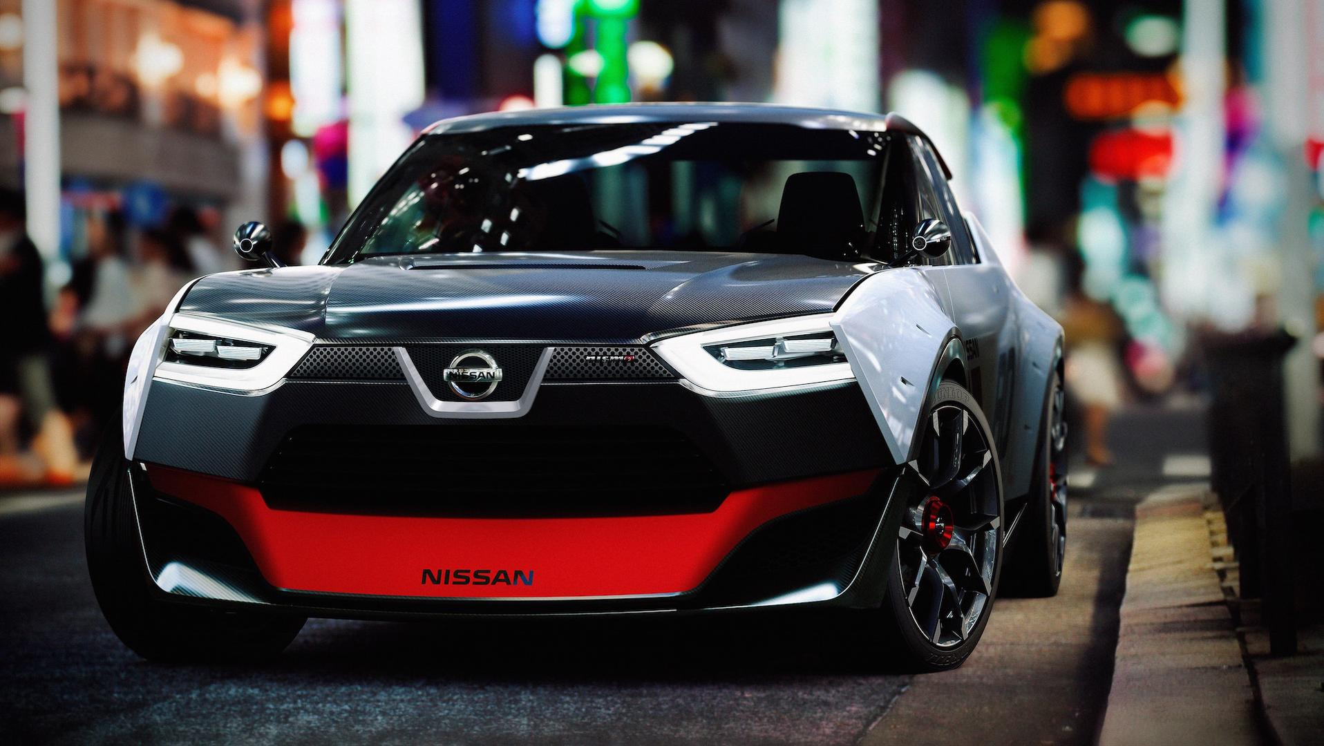 Could Nissan S New Imx Trademark Hint At A Production Idx