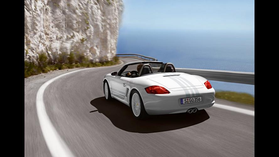 Boxster Porsche Design Edition 2 e Cayman S Sport