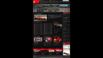 Ferrari.com in giapponese