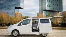 Nissan e-NV200 récord remolque