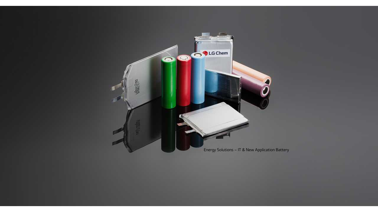 LG Chem Forms 2 JVs In China For Up To 400,000 Battery Pack Per Year