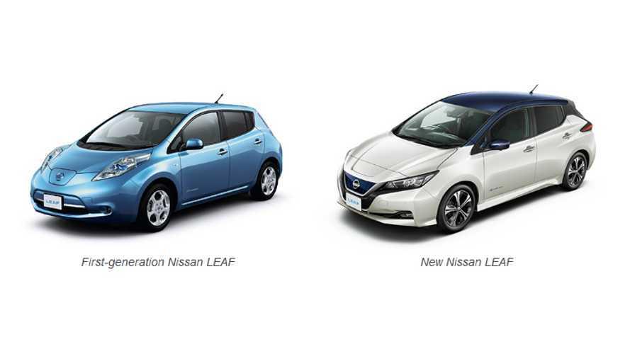 Nissan LEAF Sales Surpass 100,000 In Japan