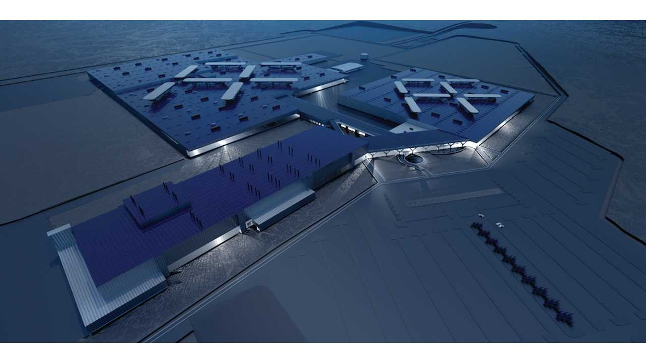 Faraday Future Breaks Ground On Electric Car Factory