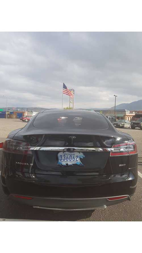 Tesla Model S Ventures North Of 60th Parallel In North America For First Time Ever