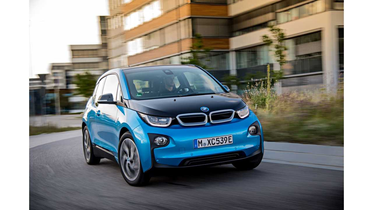 Initial Take: 2017 BMW i3 With New 33 kWh Battery - Test Drive Review