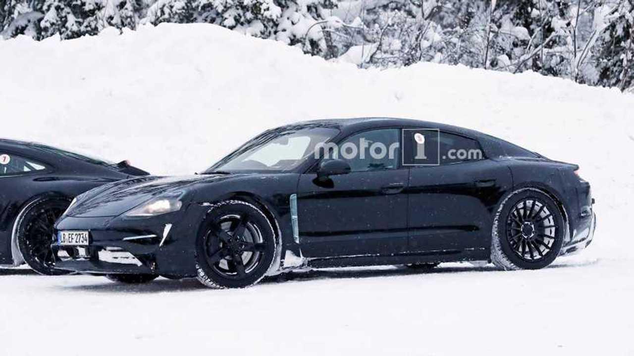 Porsche Registers Batch Of 32 Taycans In Germany