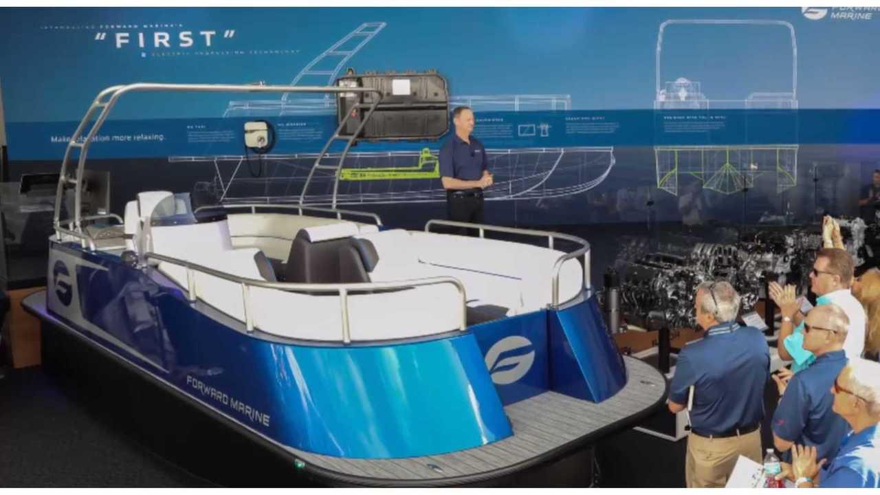 Chevy Boat EV: GM Marine Unveils Bolt-Based Forward Marine First