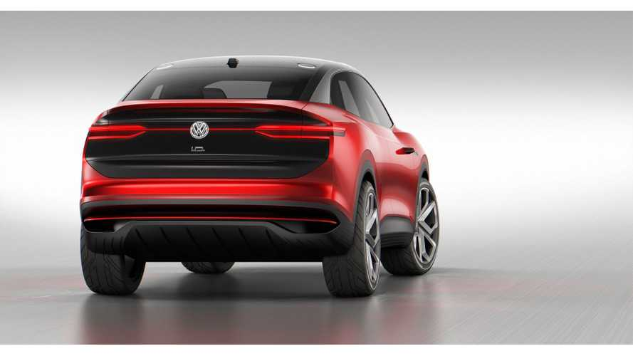 Volkswagen I.D. Lounge To Debut At Shanghai Auto Show