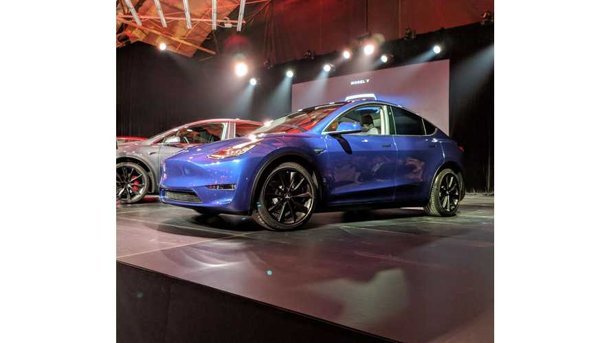 Video Blitz: Let's Welcome The Tesla Model Y To The Stage