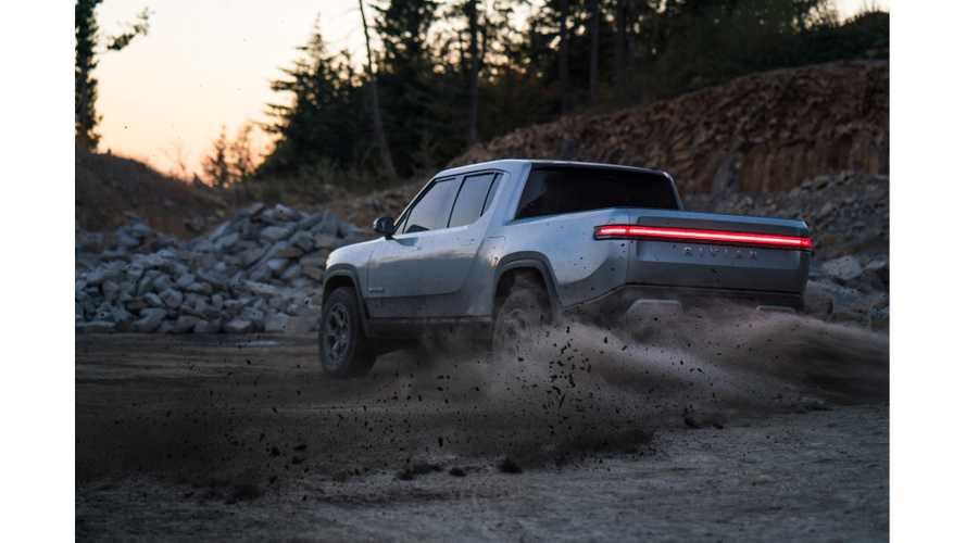 Rivian Files For Trademarks On Several New Vehicle Variants
