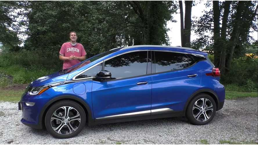 The Uncool Chevrolet Bolt Video Review