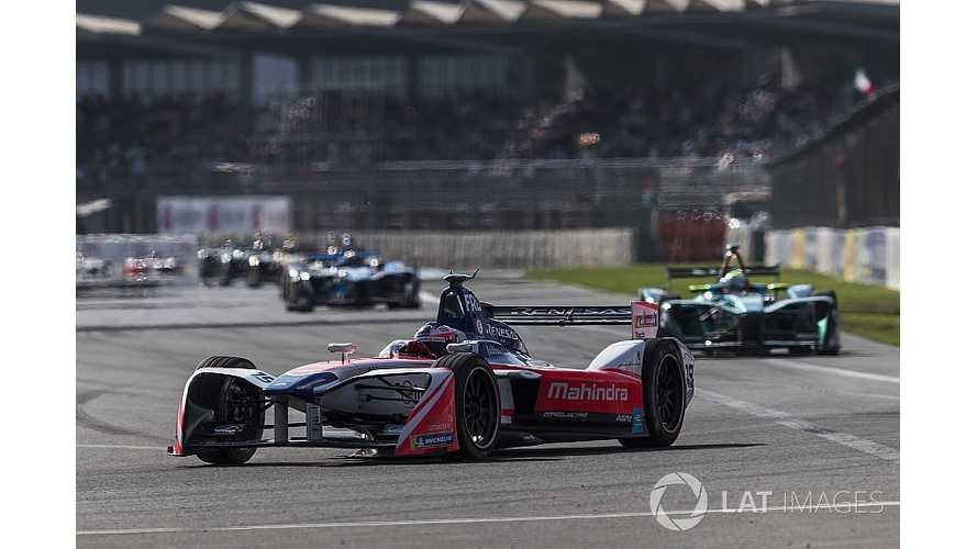 Rosenqvist, Mahindra Discuss Costly Mexico Formula E Failure