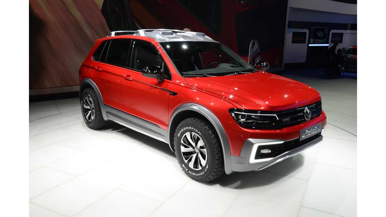 Volkswagen Design Boss Says Automaker Will Launch A Conventional-Looking Electric CUV